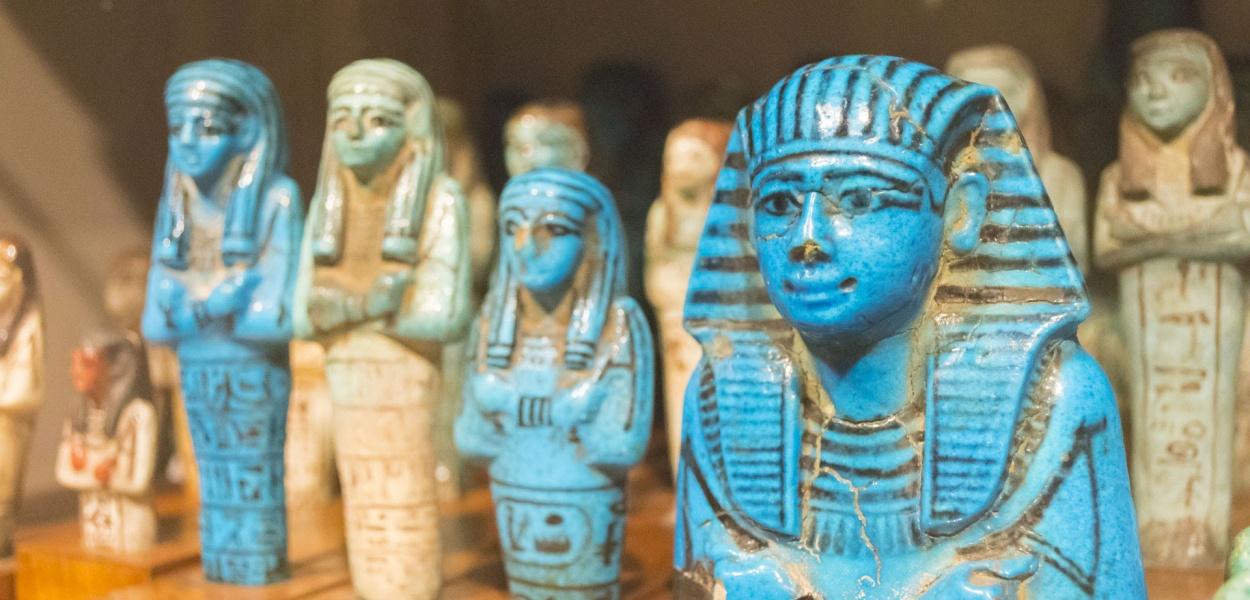 Statuette egizie